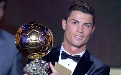 Cristiano Ronaldo and Ballon d'Or