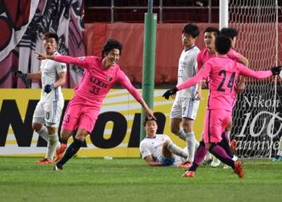 Kashima Antlers v Ulsan Hyundai