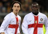 Mario Balotelli & Zlatan Ibrahimovic - Inter Milan