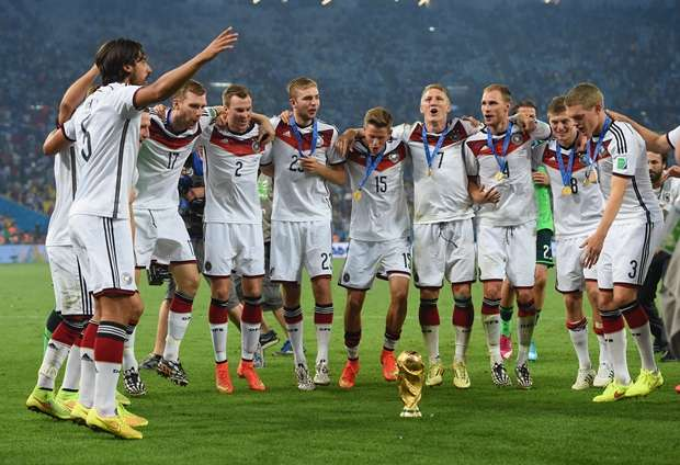 Germany Argentina World Cup Final 13072014