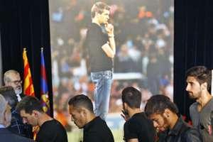 Tito Vilanova - Neymar : Barcelona