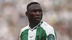 Daniel Amokachi Nigeria