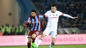 Olcay Sahan Oguzhan Ozyakup Trabzonspor Besiktas STSL 04082017