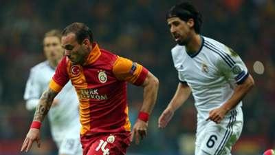 Galatasaray Real Madrid UCL 04092013