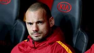 Wesley Sneijder Galatasaray 1132017