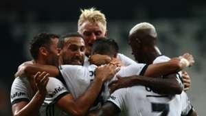 Besiktas goal celebration 1382017
