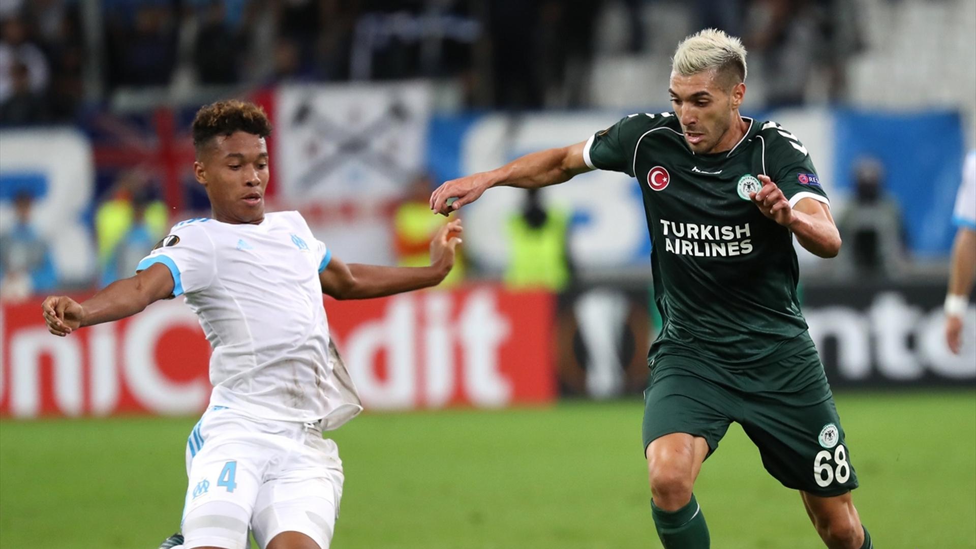 OM - Formé à Marseille, Boubacar Kamara brûle les étapes   Goal.com