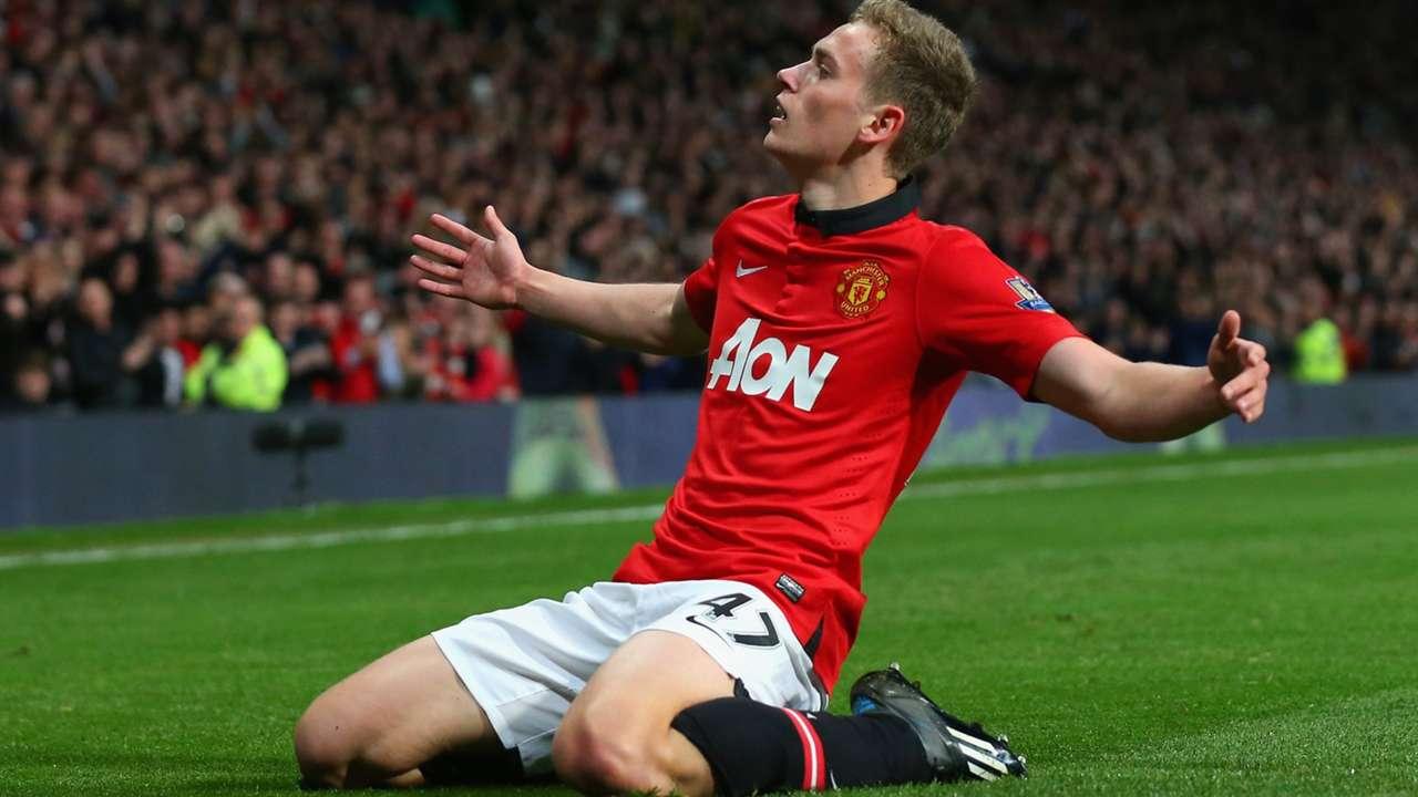 James Wilson Manchester United 05062014