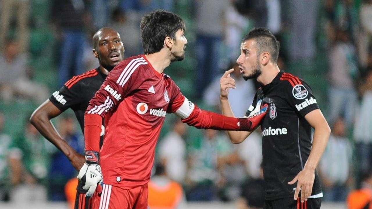 Tolga Zengin Oğuzhan Özyakup Besiktas Süper Lig 220914