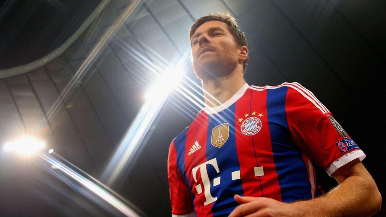 Xabi Alonso Bayern Munchen