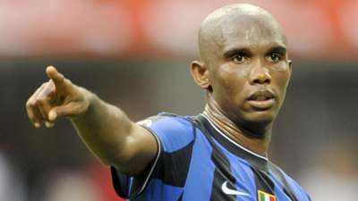 Samuel Eto'o Inter
