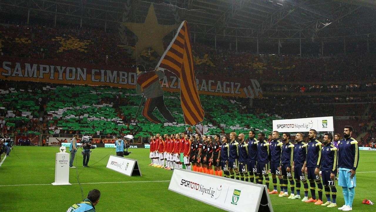 Galatasaray Fenerbahce STSL 10182014