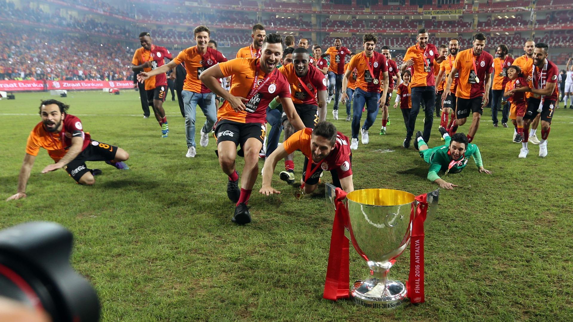 Galatasaray Turkish Cup