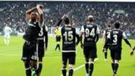 Besiktas goal celebration 242017