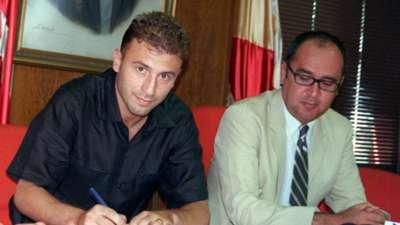 Serkan Aykut Galatasaray 2000