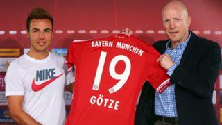 Mario Gotze Bayern Munchen