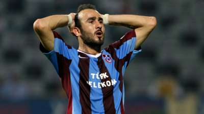 Gokhan Unal Trabzonspor