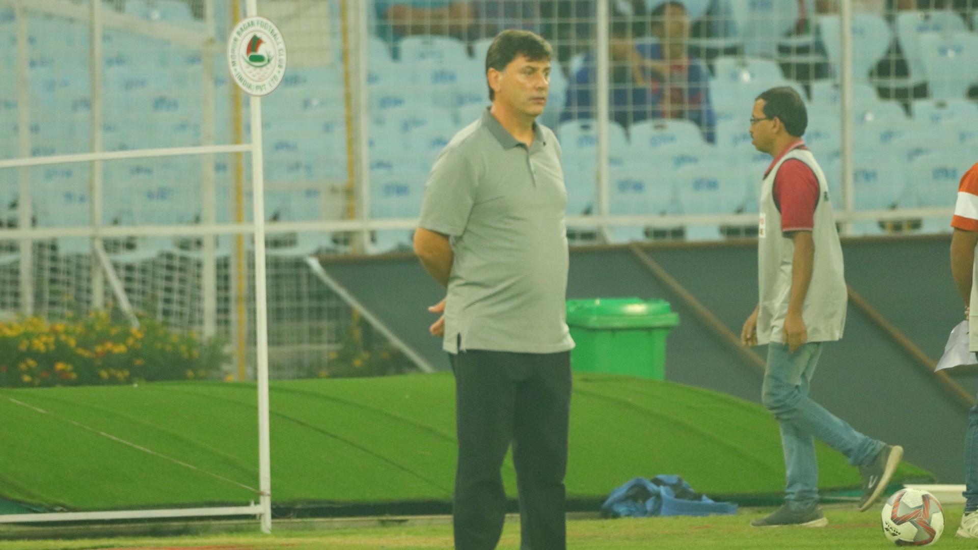 East Bengal head coach Alejandro Menendez resigns