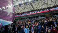 Trabzonspor fans Medical Park Arena