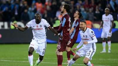 Vincent Aboubakar Trabzonspor Besiktas 04082017