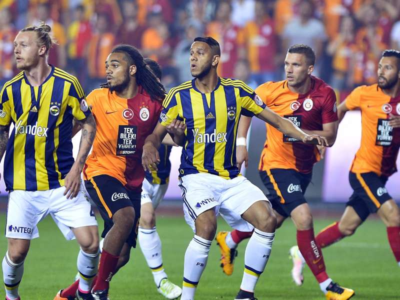 Galatasaray Fenerbahce Live