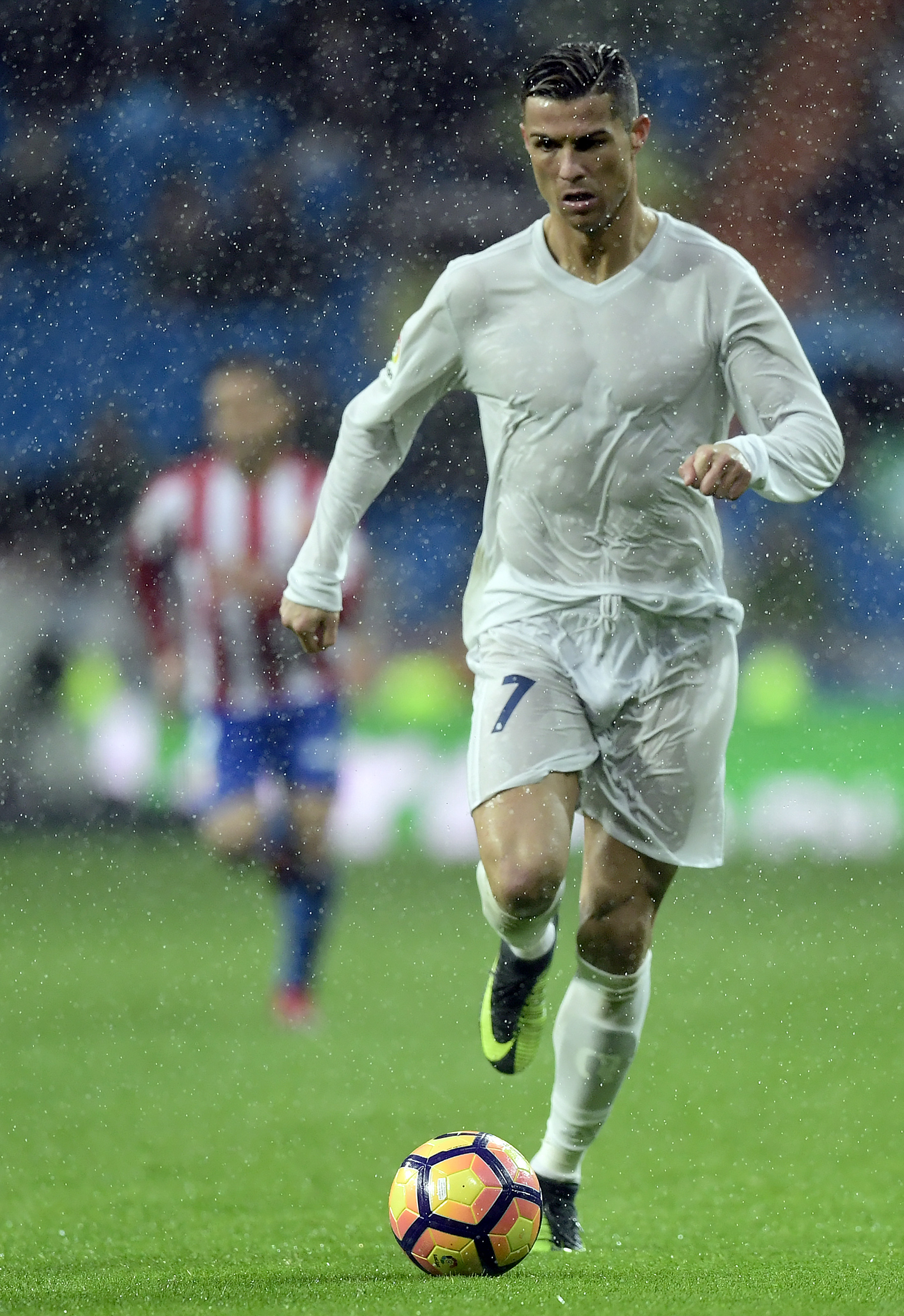 hot sale online 2b444 eeb1e Why did Real Madrid wear recycled shirts? | Goal.com