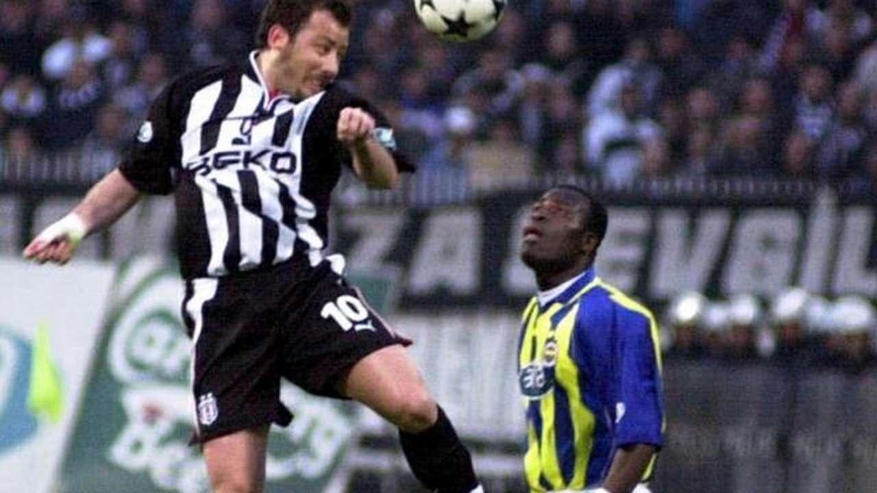 Sergen Yalcin Fenerbahce Besiktas 2002