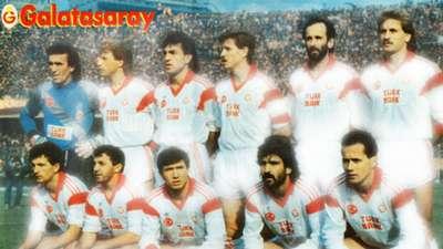 Galatasaray Neuchatel Xamax 11091988