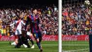 Lionel Messi Barcelona Rayo Vallecano La Liga 03082015
