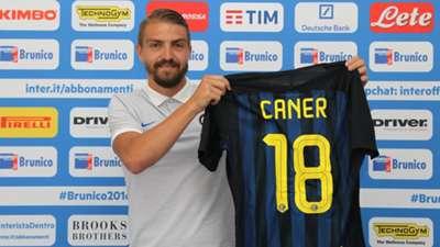 Caner Erkin Inter