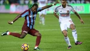 Rodallega Trabzonspor Gaziantepspor STSL