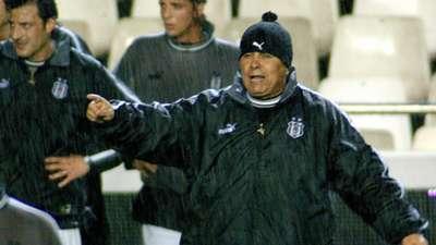 Mircea Lucescu Besiktas 2002