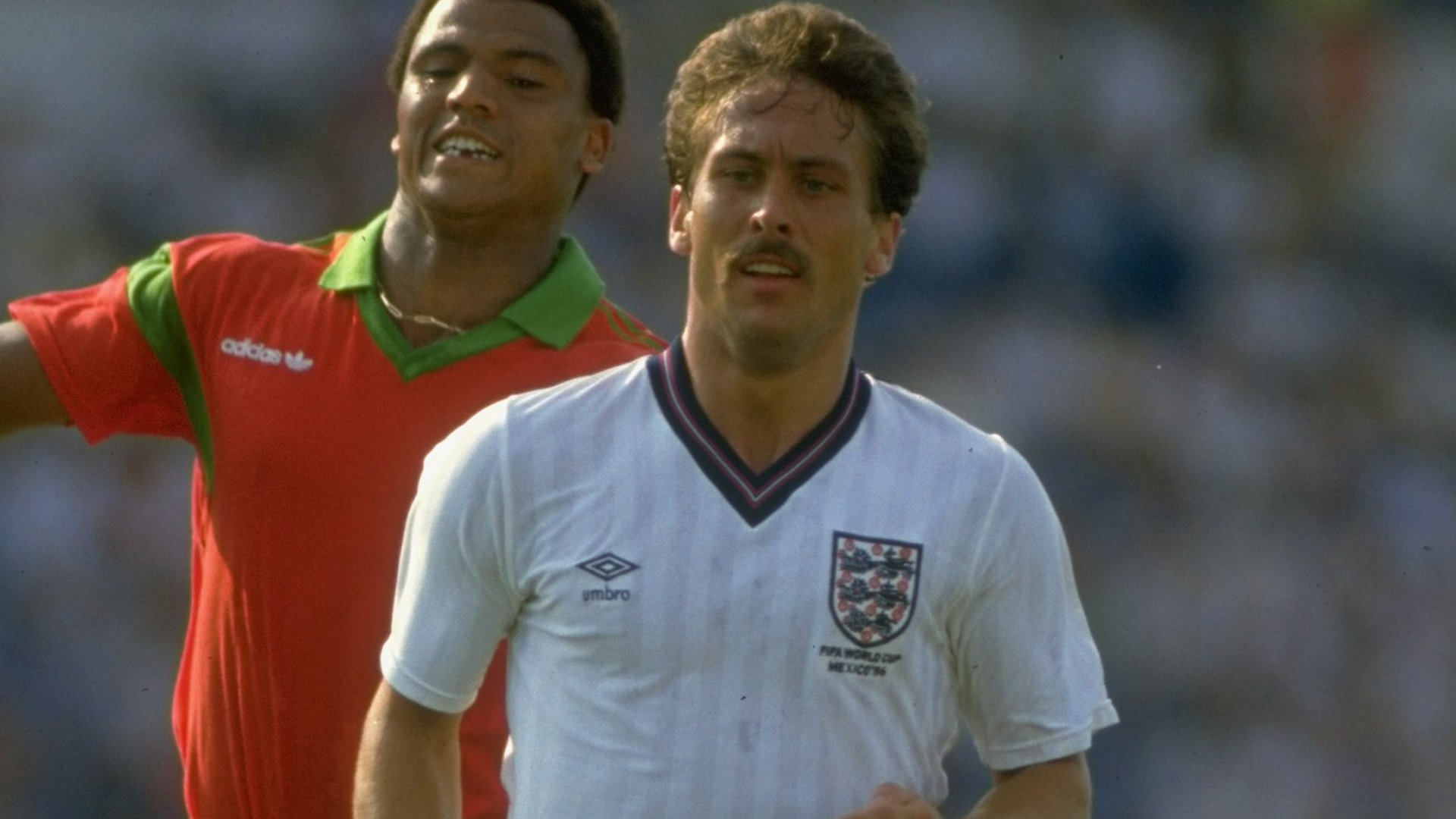 Former England defender Sansom in hospital with 'head injury'