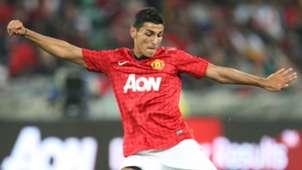 Davide Petrucci Manchester United Amazulu 07182012
