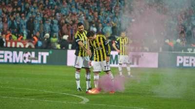 Gokhan Gonul Bekir Irtegun Trabzonspor Fenerbahce 03102014