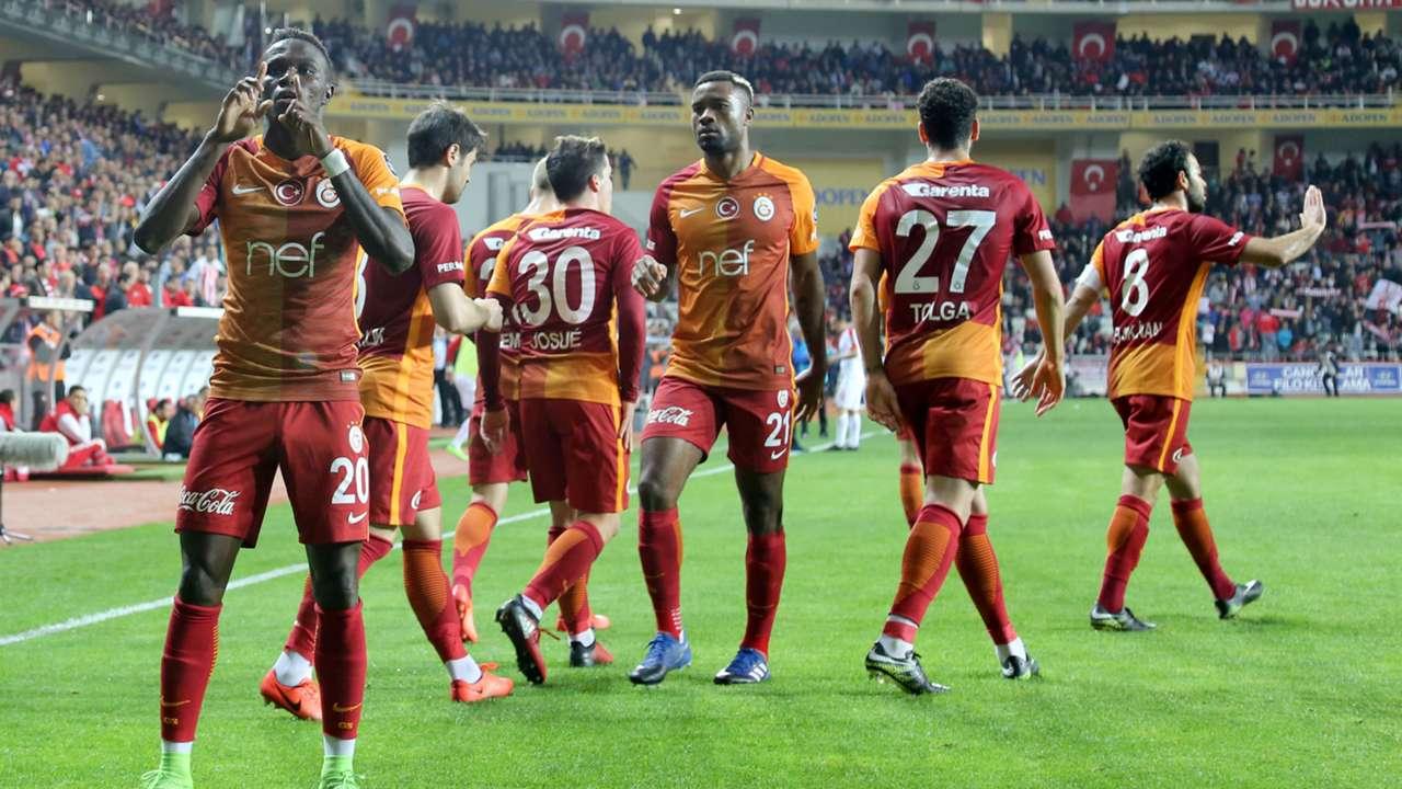 Bruma Galatasaray goal celebration