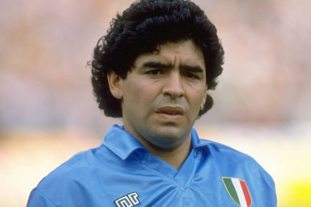 Angela Ferlaino the story of how madrid tried to sign maradona | goal