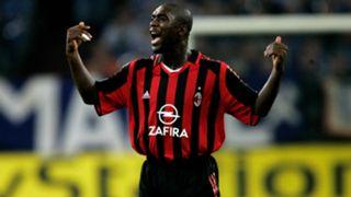 Clarence Seedorf Milan
