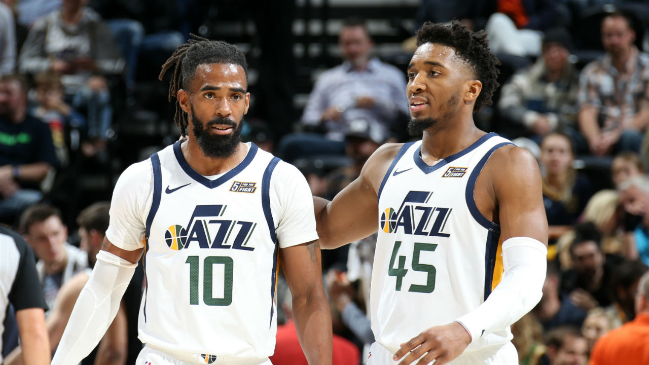 Utah Jazz's stifling defence fuels late rally to edge Brooklyn Nets