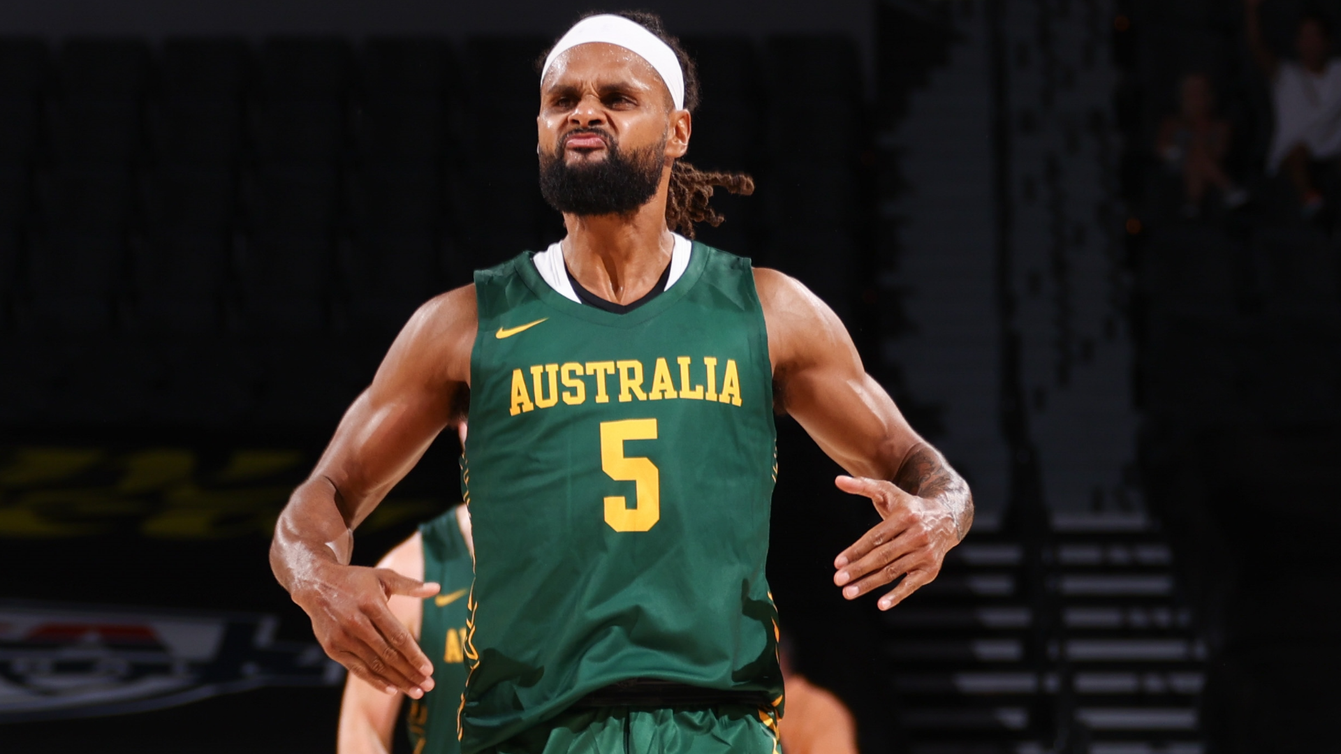 Patty Mills' buzzer-beating triple leads Australia past Argentina in  Olympic warm-up game | NBA.com Australia | The official site of the NBA