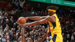 Myles Turner anchors one of the NBA's top defences