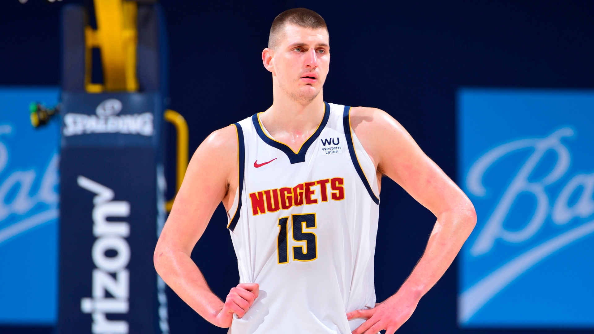 Nikola Jokic Multiple Factors Are Fuelling Historic Mvp Candidacy Of Denver Nuggets All Star Centre Nba Com Canada The Official Site Of The Nba