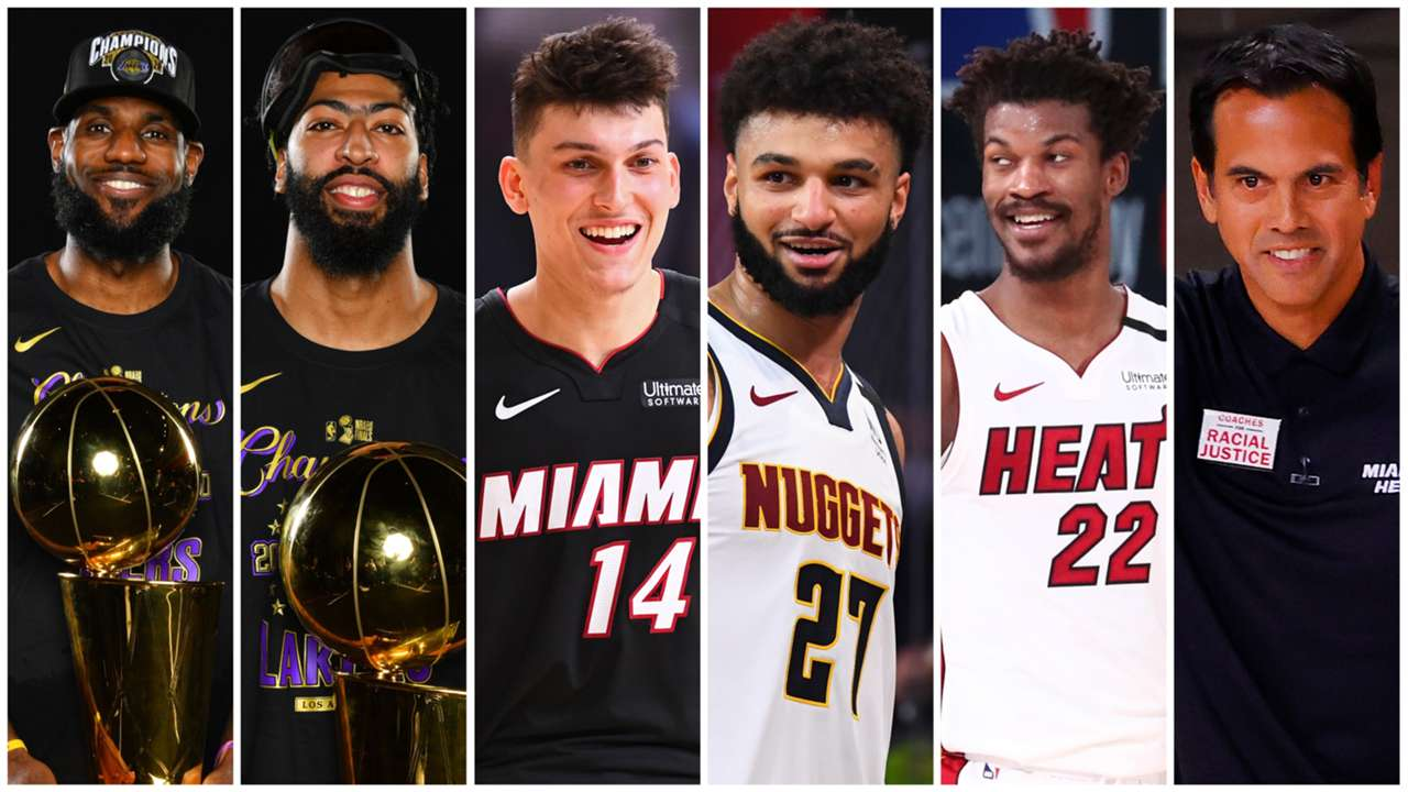 Playoffs 2020 Awards
