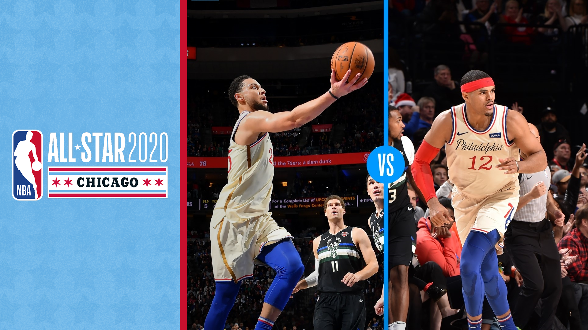 Nba All Star Game 2020 Should Ben Simmons Or Tobias