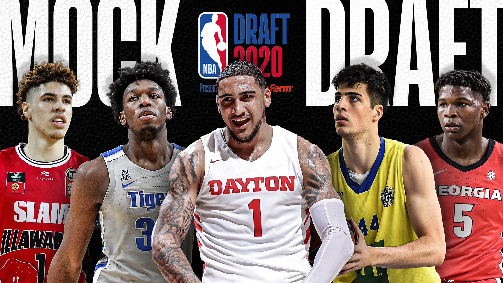 2020 NBA Mock Draft 3.0: Will LaMelo Ball be the No. 1 pick in the draft?