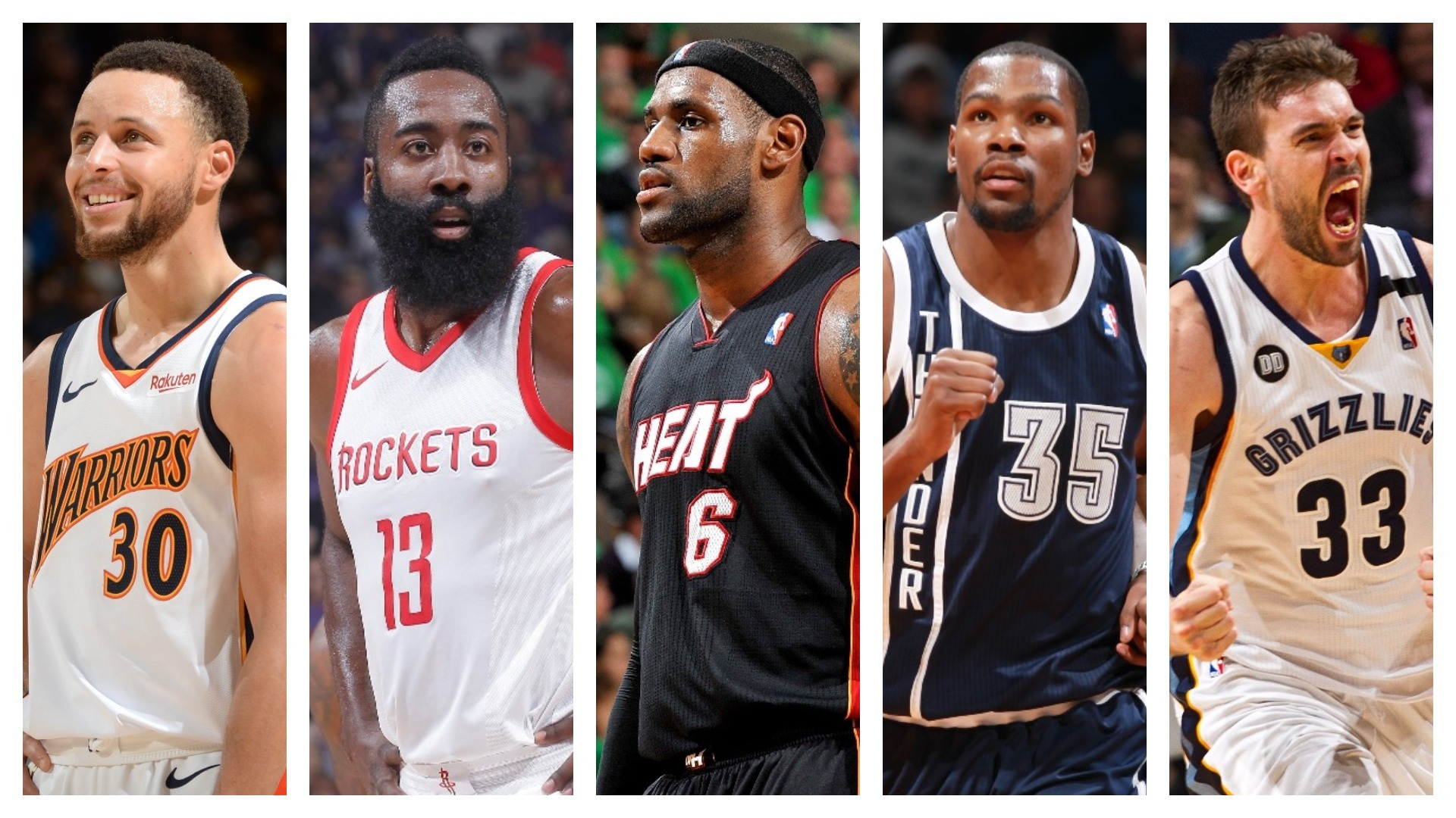 The 2010s All-Decade Team