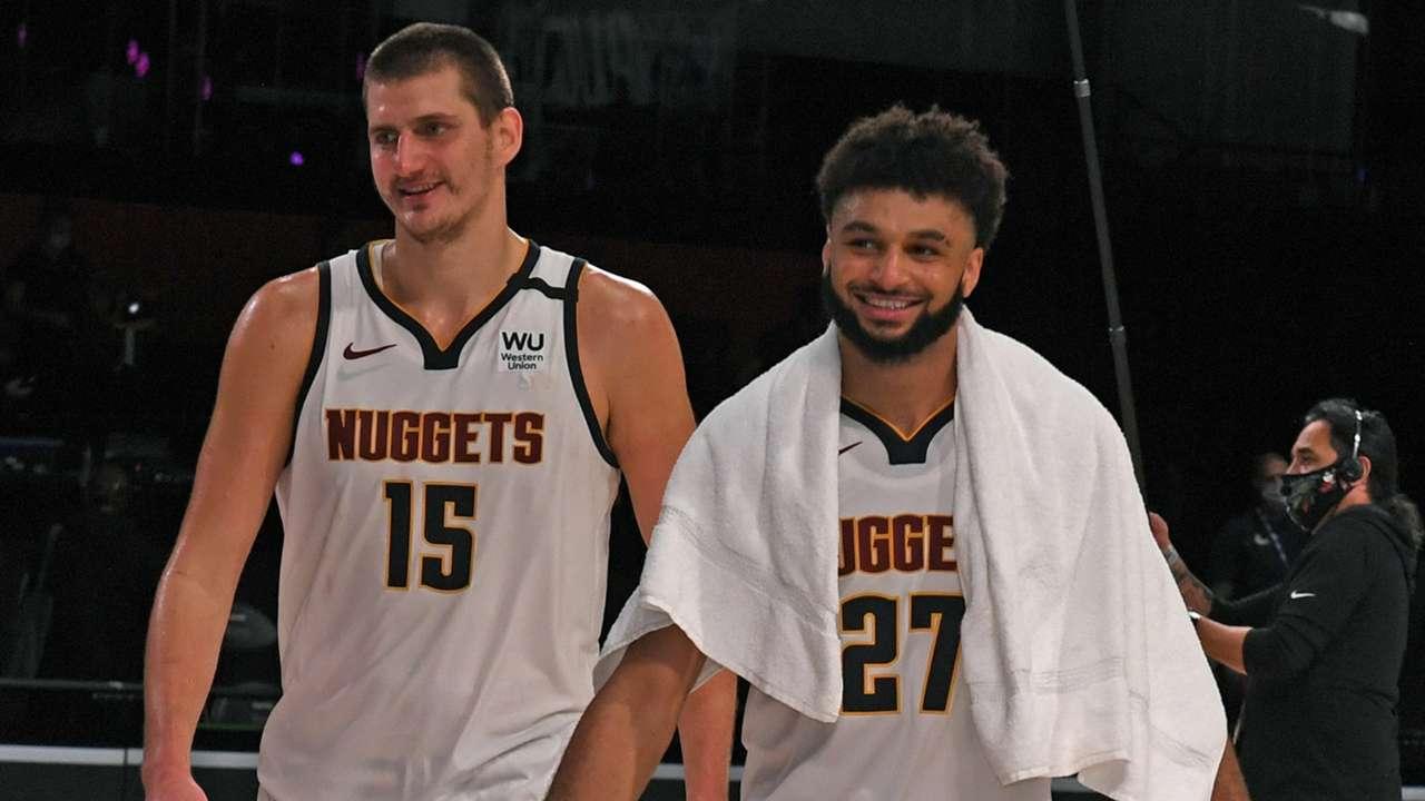 Jokic and Murray