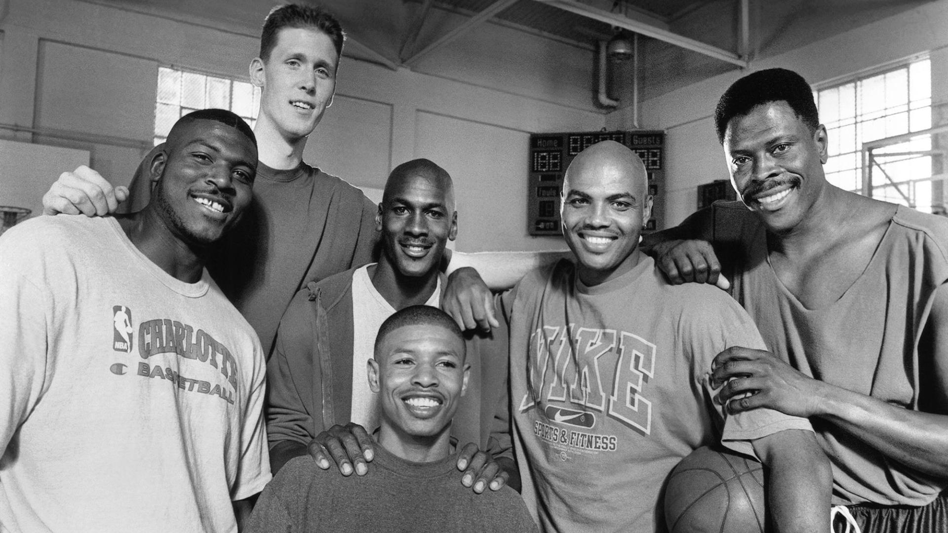 Quiénes fueron los jugadores NBA que participaron de Space Jam junto a  Michael Jordan?   NBA.com México