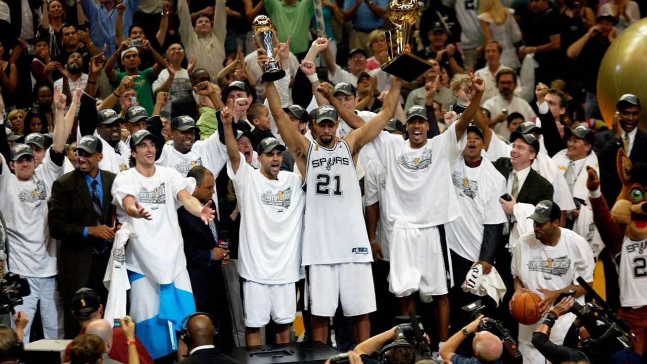 San Antonio Spurs - 2005 NBA Champion