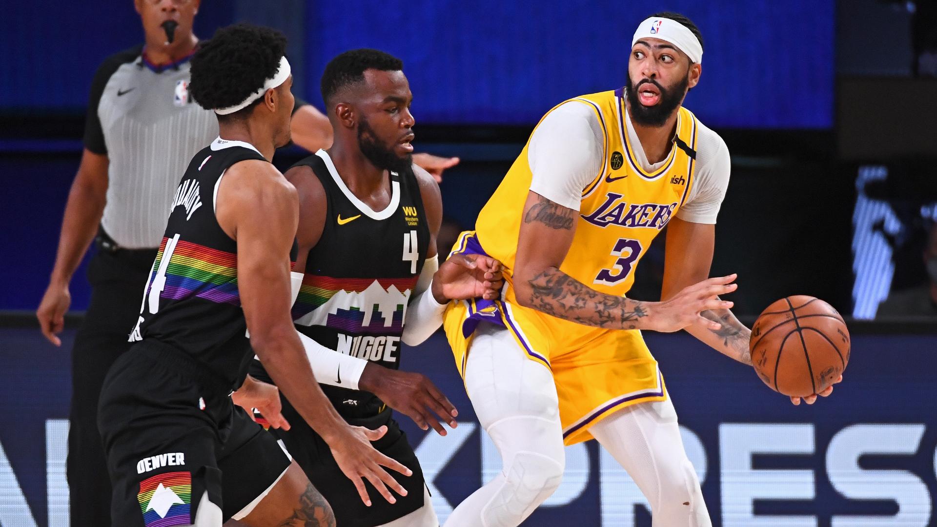 Los Angeles Lakers vs. Denver Nuggets Game 4: Live score ...